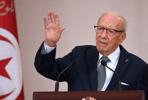 Interview de Caid Essebsi: