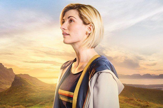 Jodie Whittaker Admits Playing First Female 'Doctor Who' Is A 'Huge' Pressure But Show's New Direction...