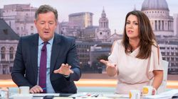 HAVING NONE OF IT: Susanna Reid Hits Back At Critics Telling Her To Quit