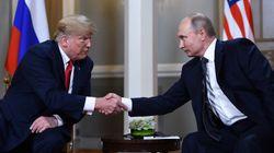 Σε καλό κλίμα η συνάντηση Τραμπ-Πούτιν στο Ελσίνκι της