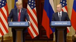 """Trump trifft Putin: """"Der erbärmlichste Auftritt eines US-Präsidenten"""""""
