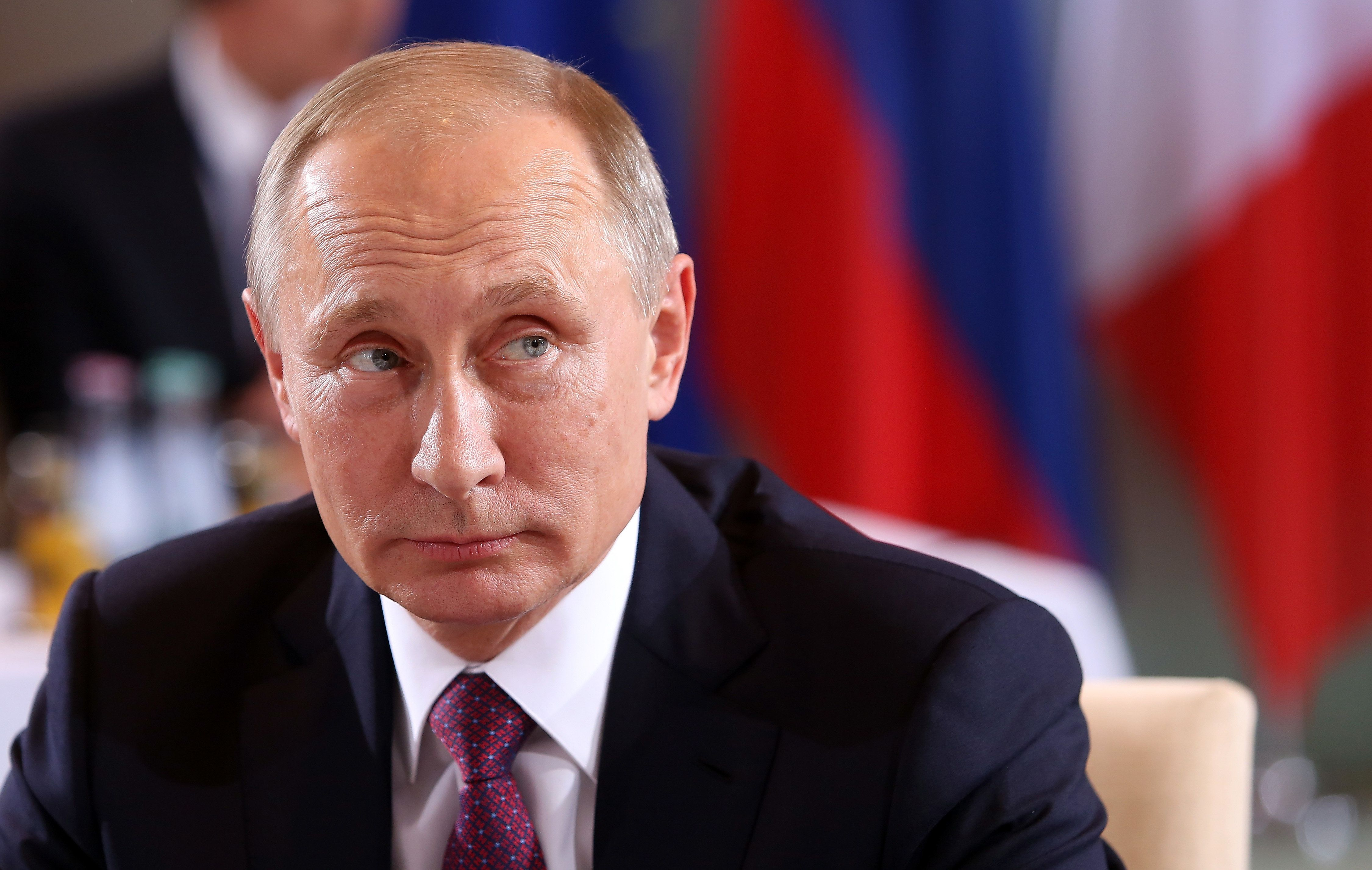 Putin Does Not Deny That Russia Has 'Compromising Material' On