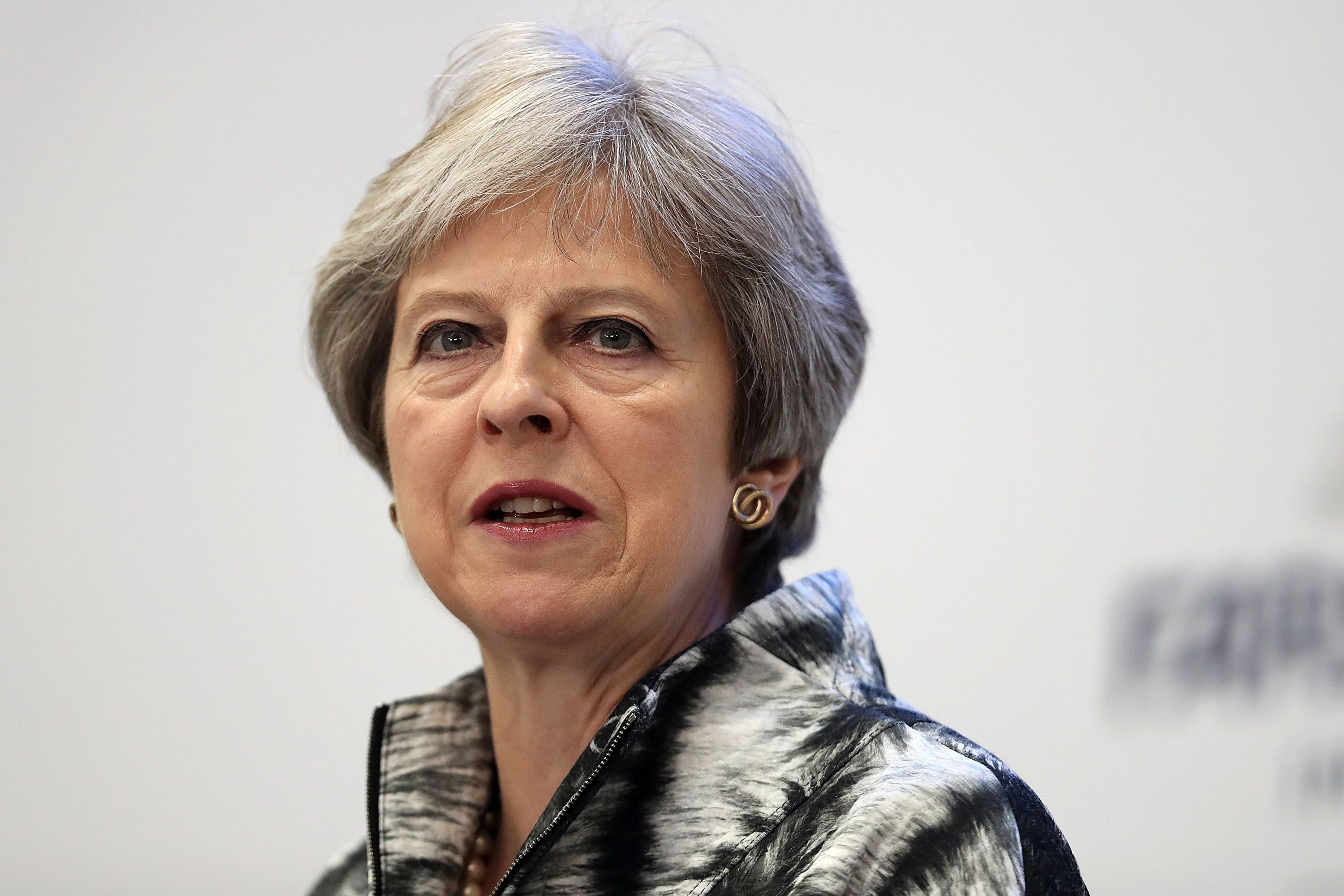 May says her Chequers plan on #Brexit is not dead