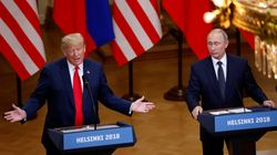 Trump To Invite Putin To Washington For Summit As Fall-Out From Last One Rumbles On