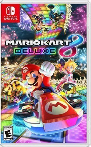 "<strong>Normally</strong>: $60<br><strong>Sale</strong>: $55<br>Get it <a href=""https://www.amazon.com/Mario-Kart-8-Deluxe-Ni"