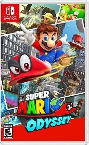 "<strong>Normally</strong>: $60<br><strong>Sale</strong>: $53.88<br>Get it <a href=""https://www.amazon.com/Super-Mario-Odyssey"