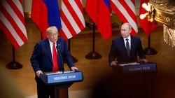Πολιτική θύελλα στις ΗΠΑ εξαιτίας των δηλώσεων Τραμπ στη Σύνοδο Κορυφής με τον
