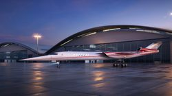Supersonic Jets For The Ultra Rich Could Be A Climate Change