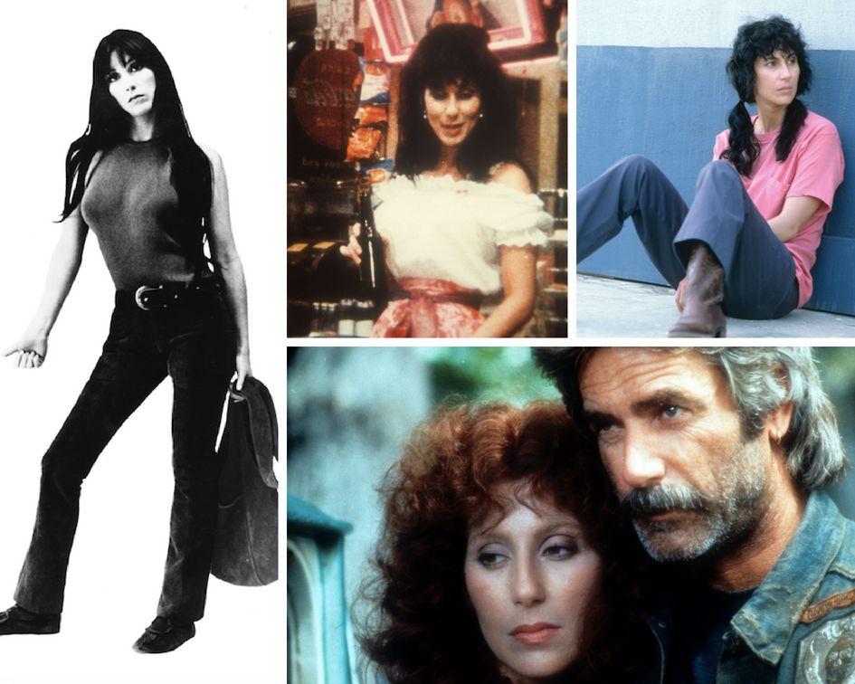 A fantástica jornada de Cher, de diva a atriz séria e a diva de