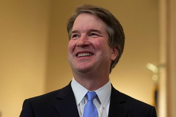 Judge Brett Kavanaugh.