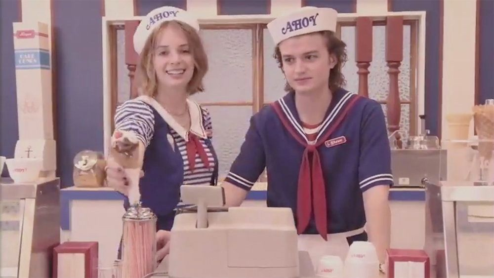 Stranger Things Season 3 Promo Introduces Maya Hawke's New Character