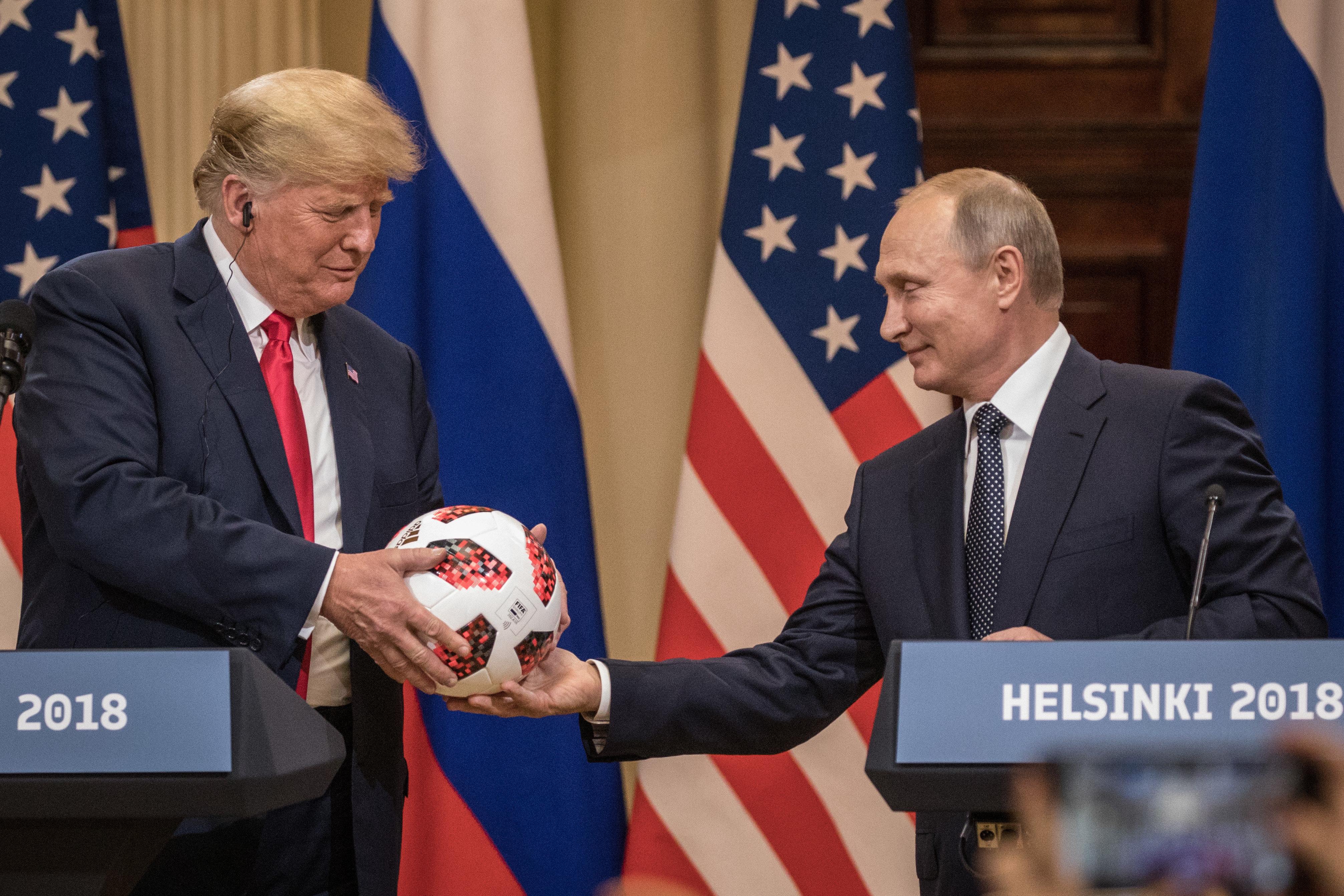 Trump trifft Putin: US-Politiker sehen schlimmsten Verdacht nun