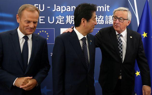 Προς συμφωνία ελευθέρου εμπορίου ΕΕ και