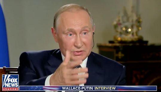 Journalist fragt Putin nach toten Kreml-Kritikern –und bekommt absurde