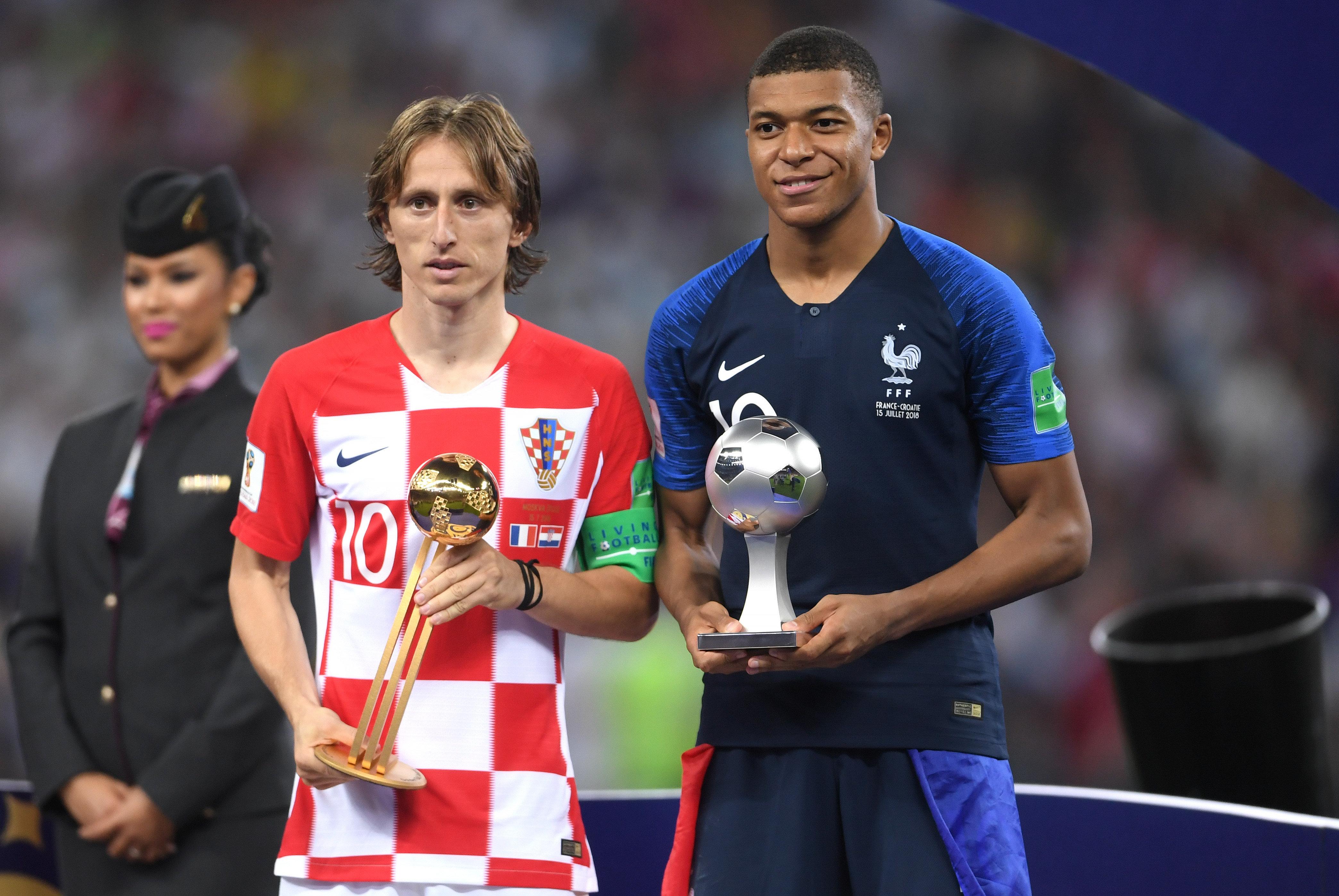 월드컵이 끝났고, 발롱도르 유력 후보가 조금 바뀌었다