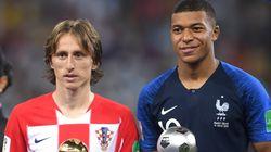 월드컵이 끝났고, 발롱도르 유력 후보가 조금