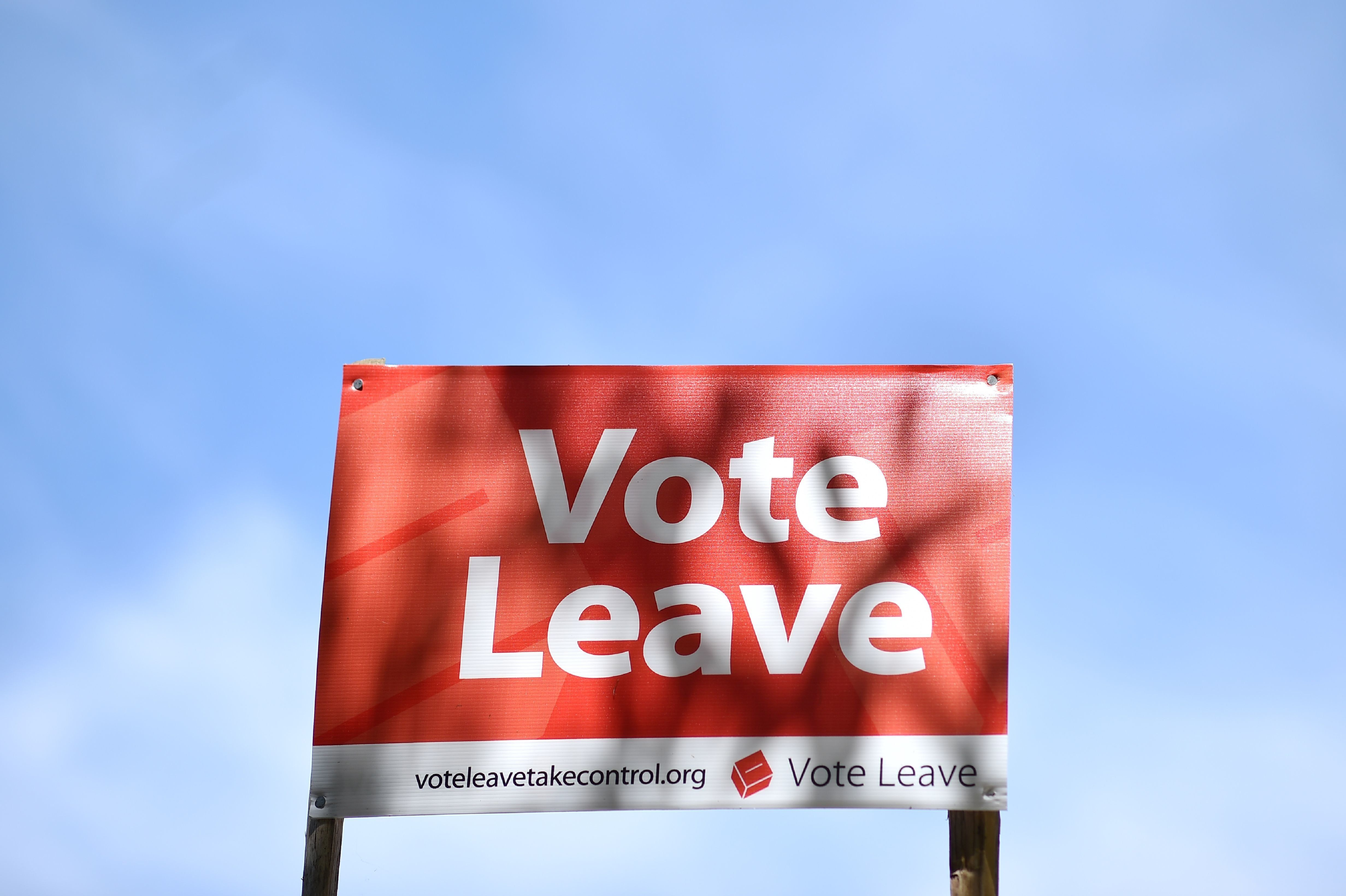 Vote Leave Referred To Police By Electoral Commission Who Found 'Significant Evidence' It Broke Electoral