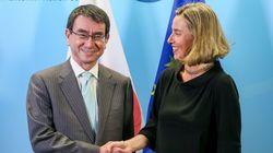 Face à Trump, l'UE et le Japon en passe de sceller un accord commercial