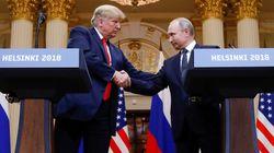 '지각대장' 푸틴에 대처하는 트럼프의