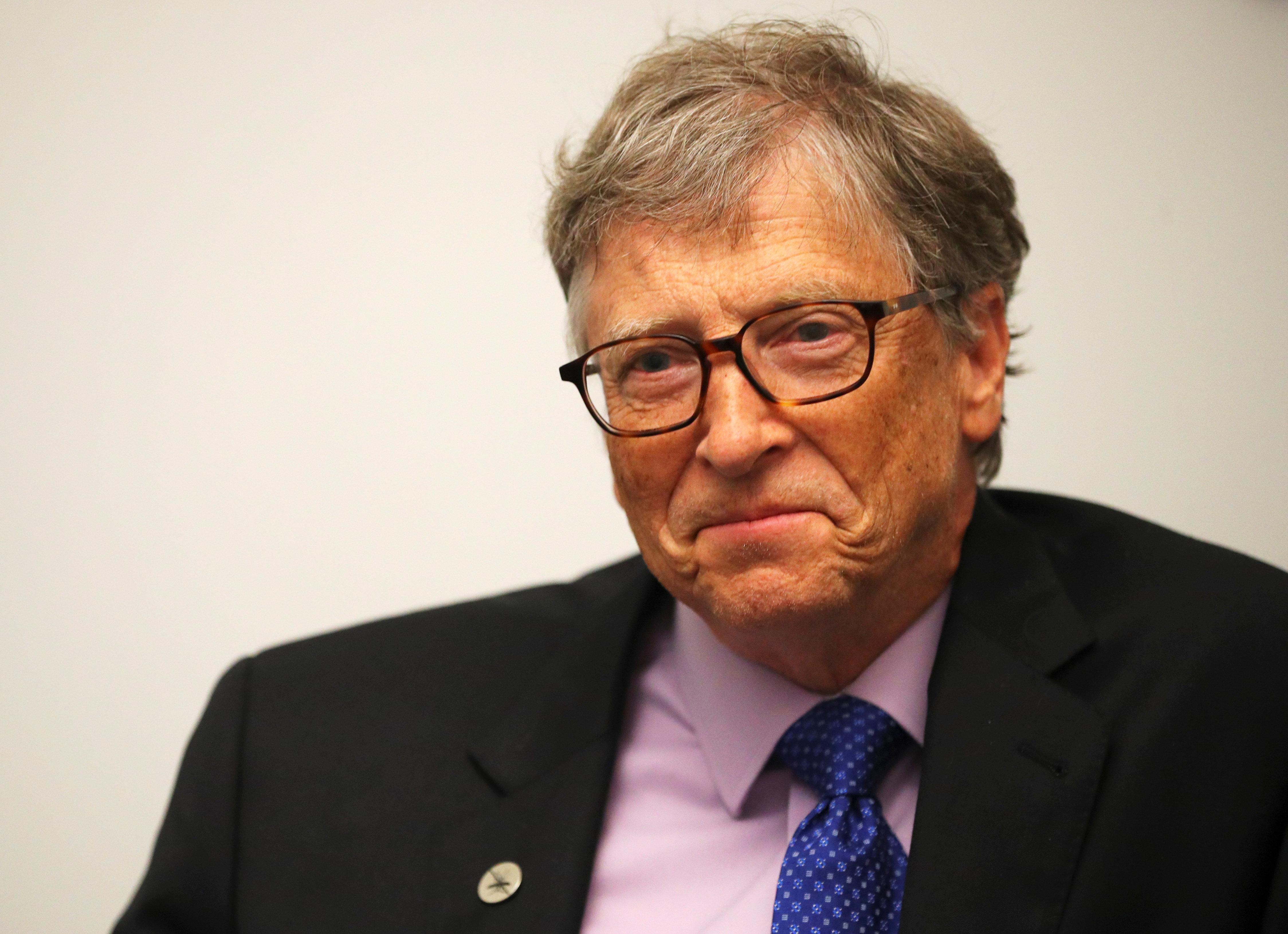 올해 세계 최고 부자는 빌 게이츠가