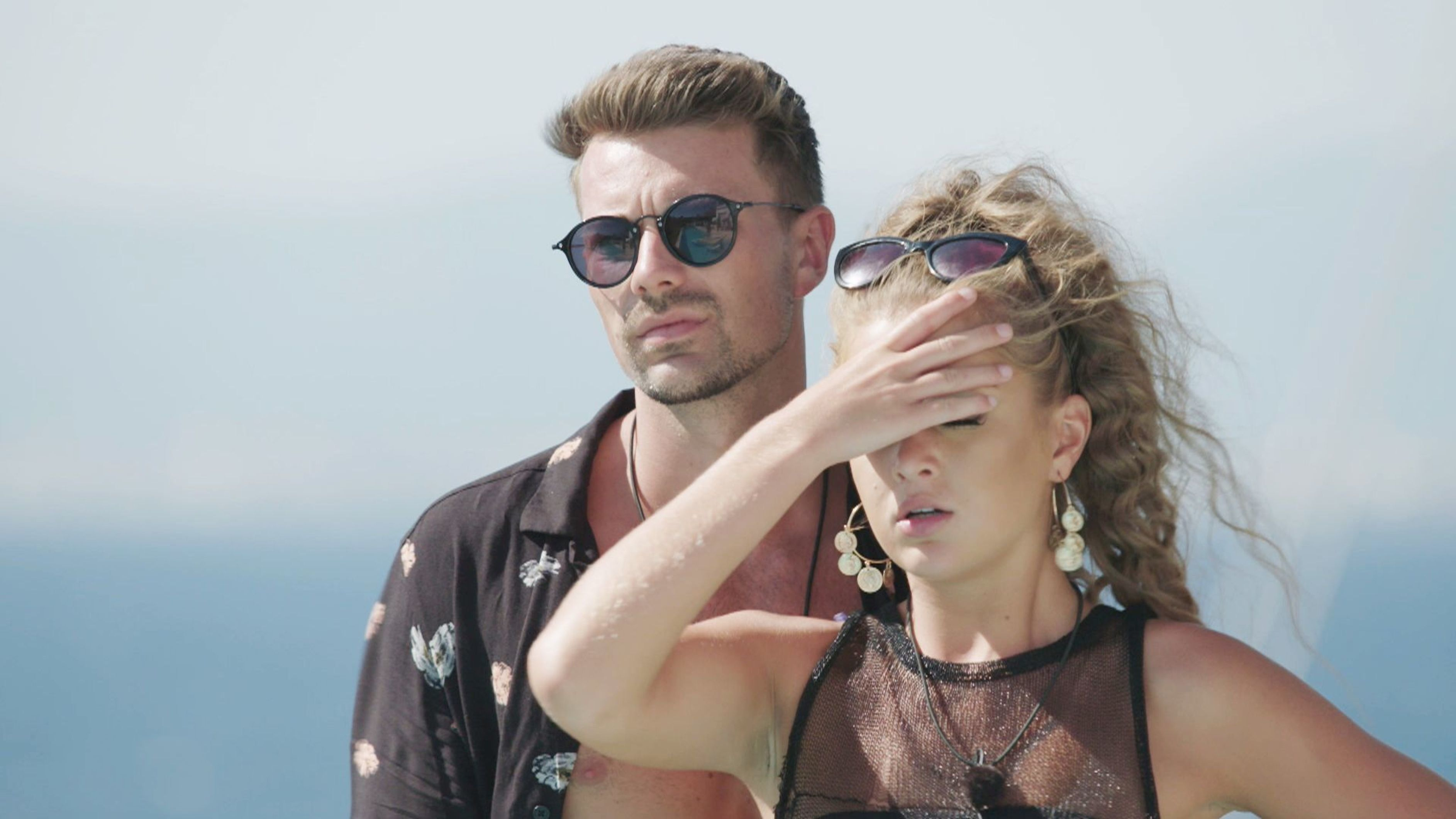 'Love Island' Viewers Had The Best Reactions To The Georgia 'Loyal' Steel And Sam Bird