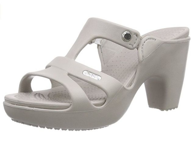 Croc Heels: The Contradictory Shoe You Don't