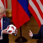 Donald Trump aura gardé 19 secondes le cadeau de Vladimir