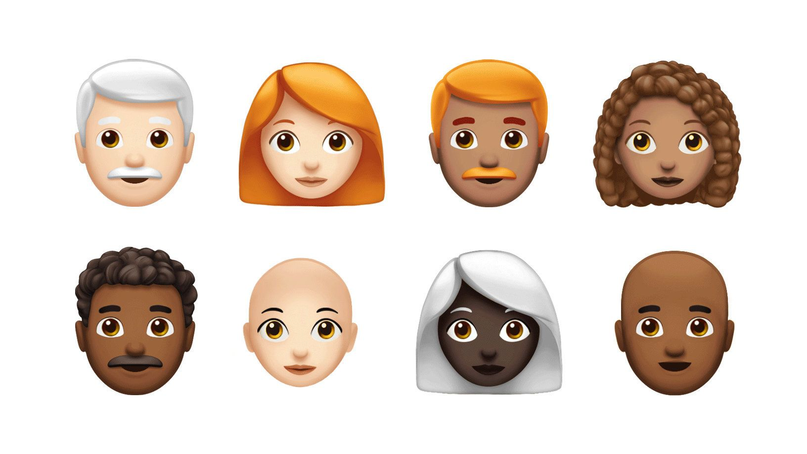 TECH: These Are Some Of The New Emojis Coming To Your