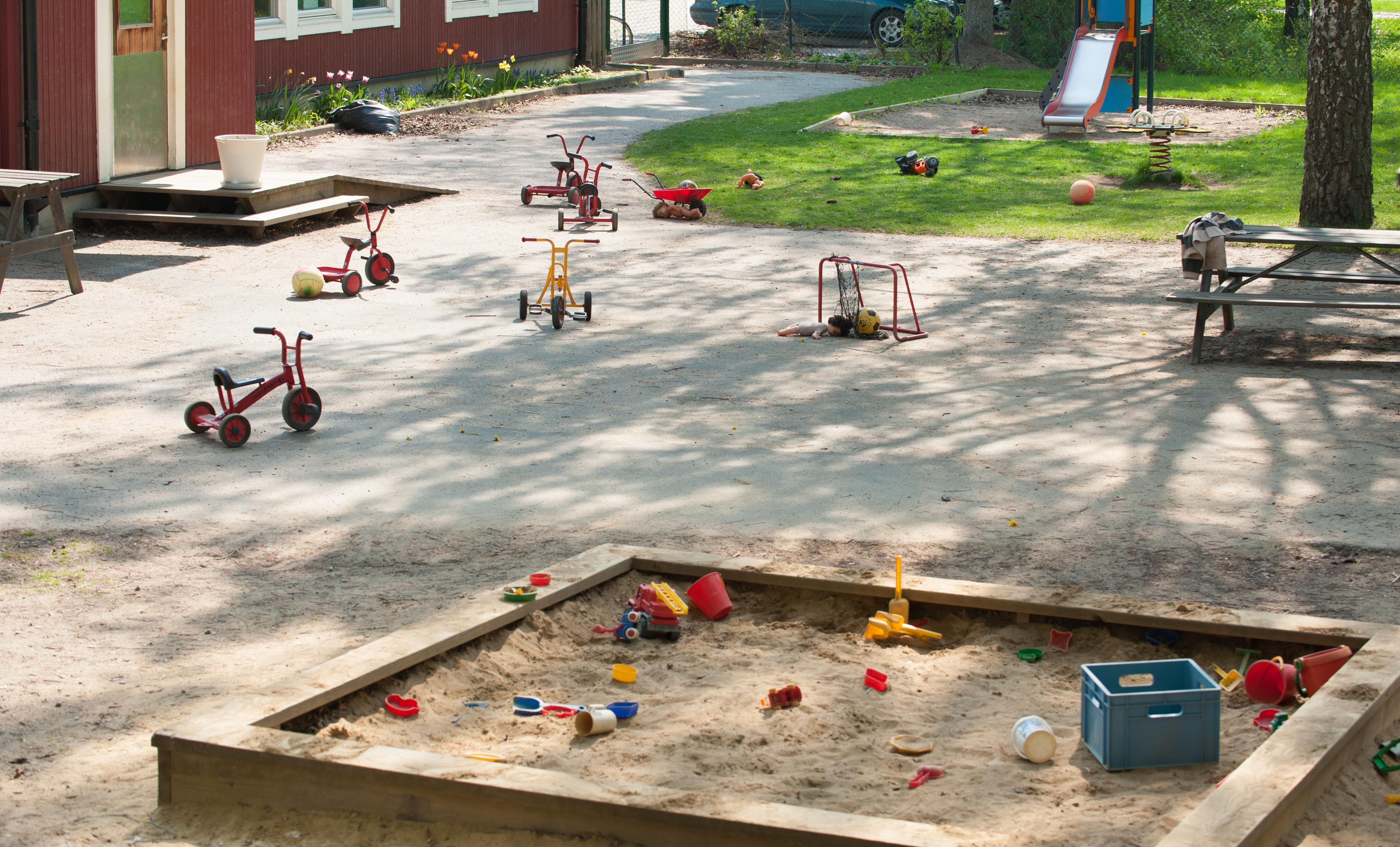München: Rechtsradikaler terrorisiert Kindergärten mit