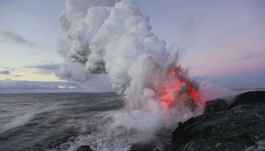 At Least 23 Injured In Hawaii After Lava From Kilauea Volcano Hits Tour