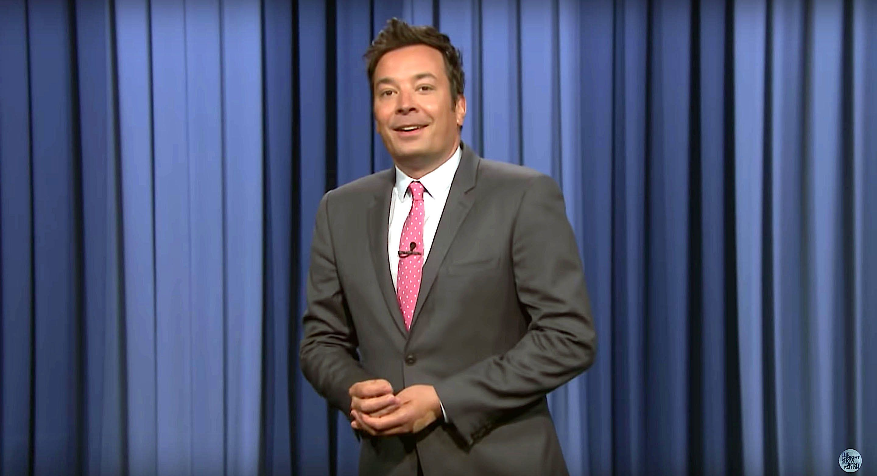 Jimmy Fallon weighs in on the Trump-Putin summit