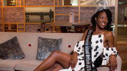 흑인 여성이 사상 최초로 미스 유니버스 영국 대표가