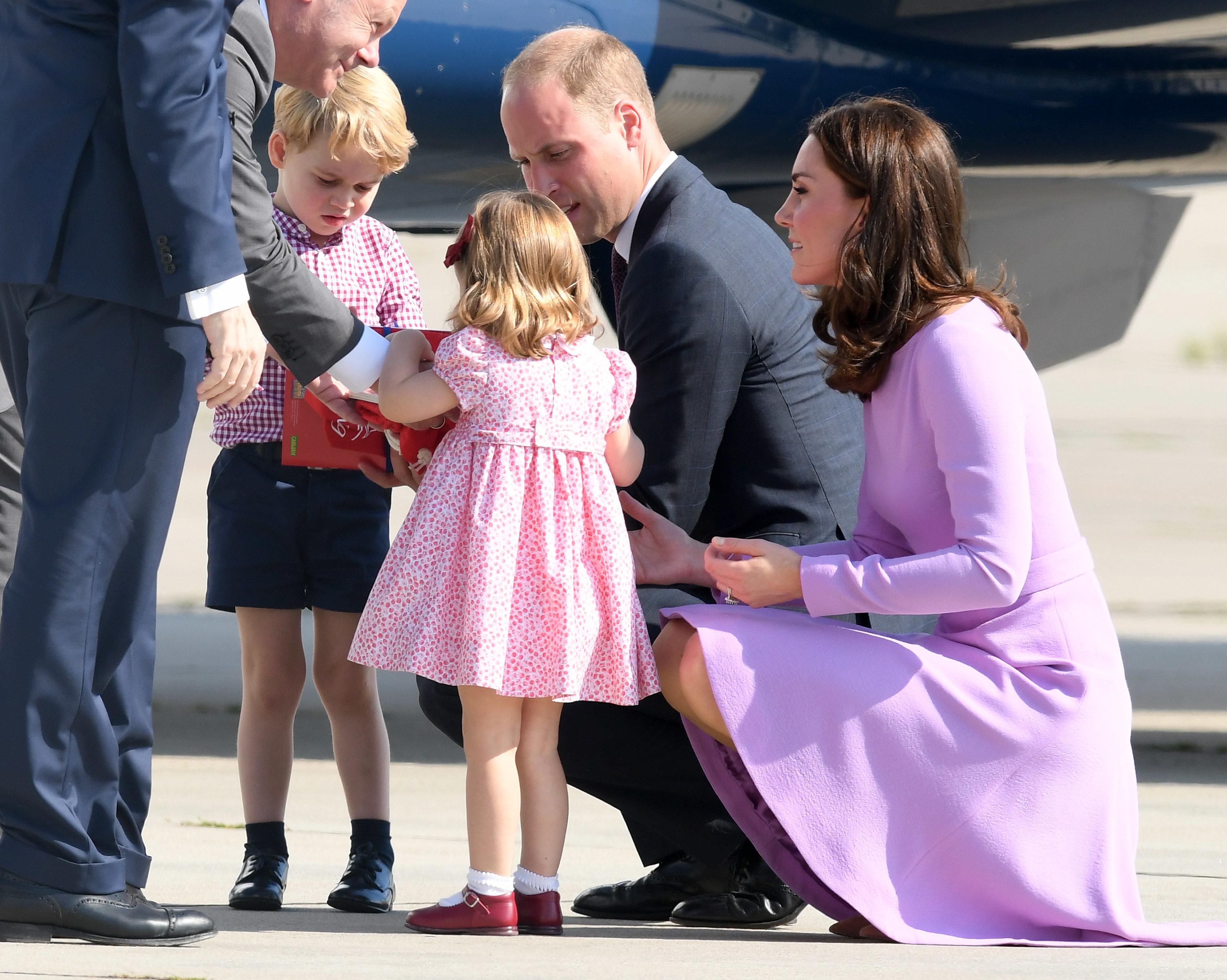 Prinz William nimmt sich Lady Di zum Vorbild: Diese Fotos beweisen