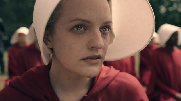 The Protests In 'The Handmaid's Tale' Reminded Me Of Trump's UK