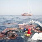 Video zeigt, wie brutal Libyens Küstenwache gegen Flüchtlinge