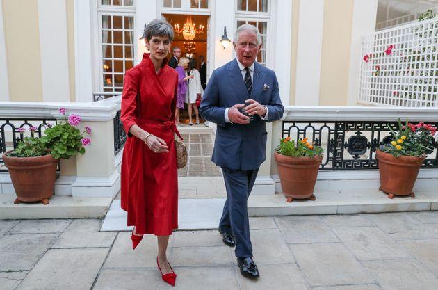 Παρουσίαση της Λευκή Βίβλου από τη βρετανίδα πρέσβη Κέιτ Σμιθ