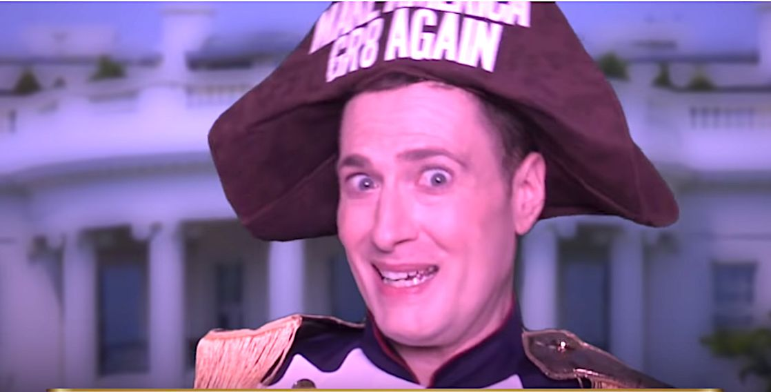 Randy Rainbow Goes All 'Pirates Of Penzance' On Trump's Putin