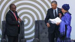 Η πιο σημαντική ομιλία του Ομπάμα μετά το τέλος της θητείας του. Τι είπε στην επέτειο των 100 χρόνων από τη γέννηση του Νέλσο...