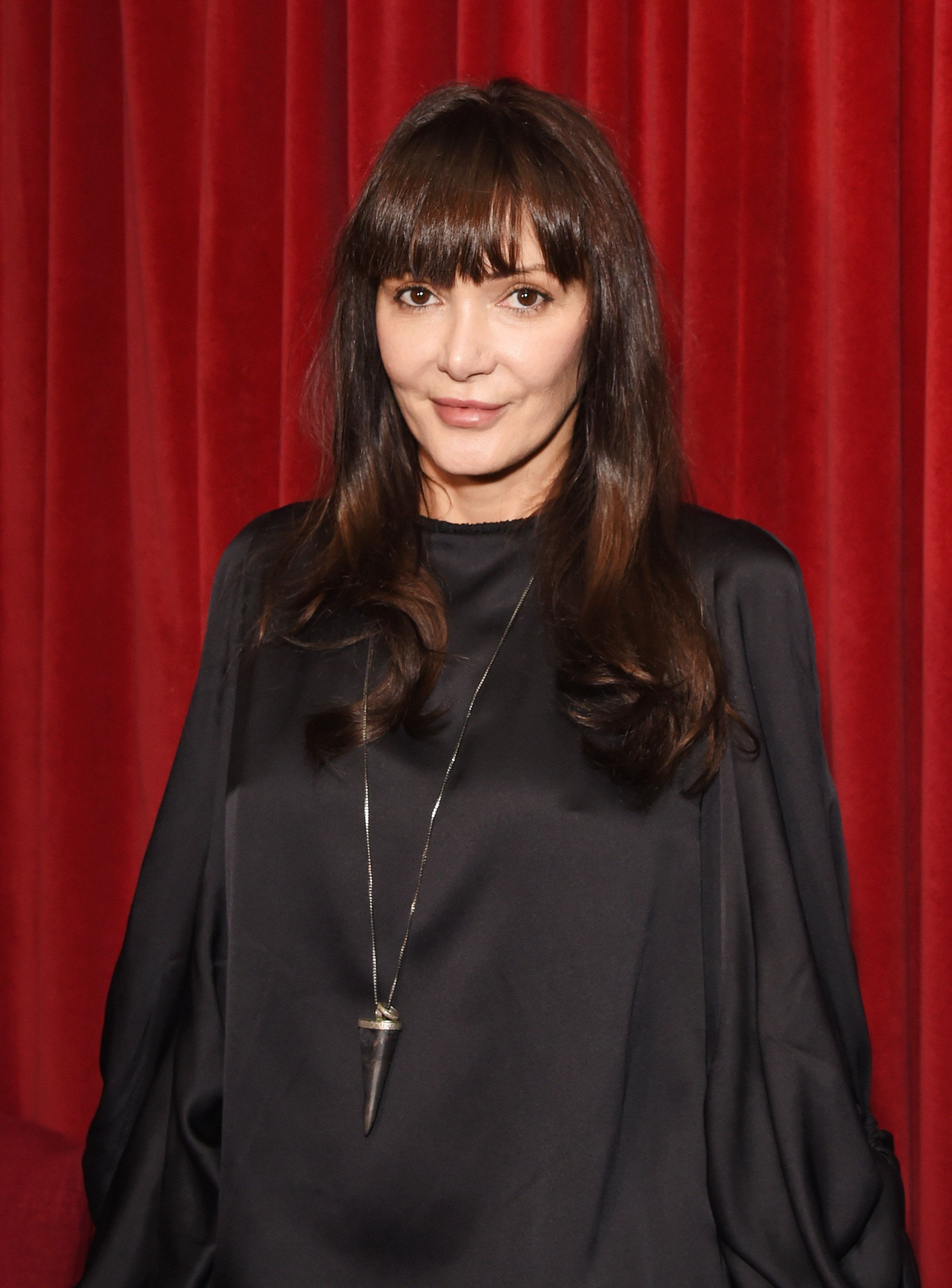 LONDON, ENGLAND - SEPTEMBER 01:  Annabelle Neilson attends the UK Premiere of 'Buttercup Bill' at Curzon Soho on September 1, 2015 in London, England.  (Photo by David M. Benett/Dave Benett/WireImage)