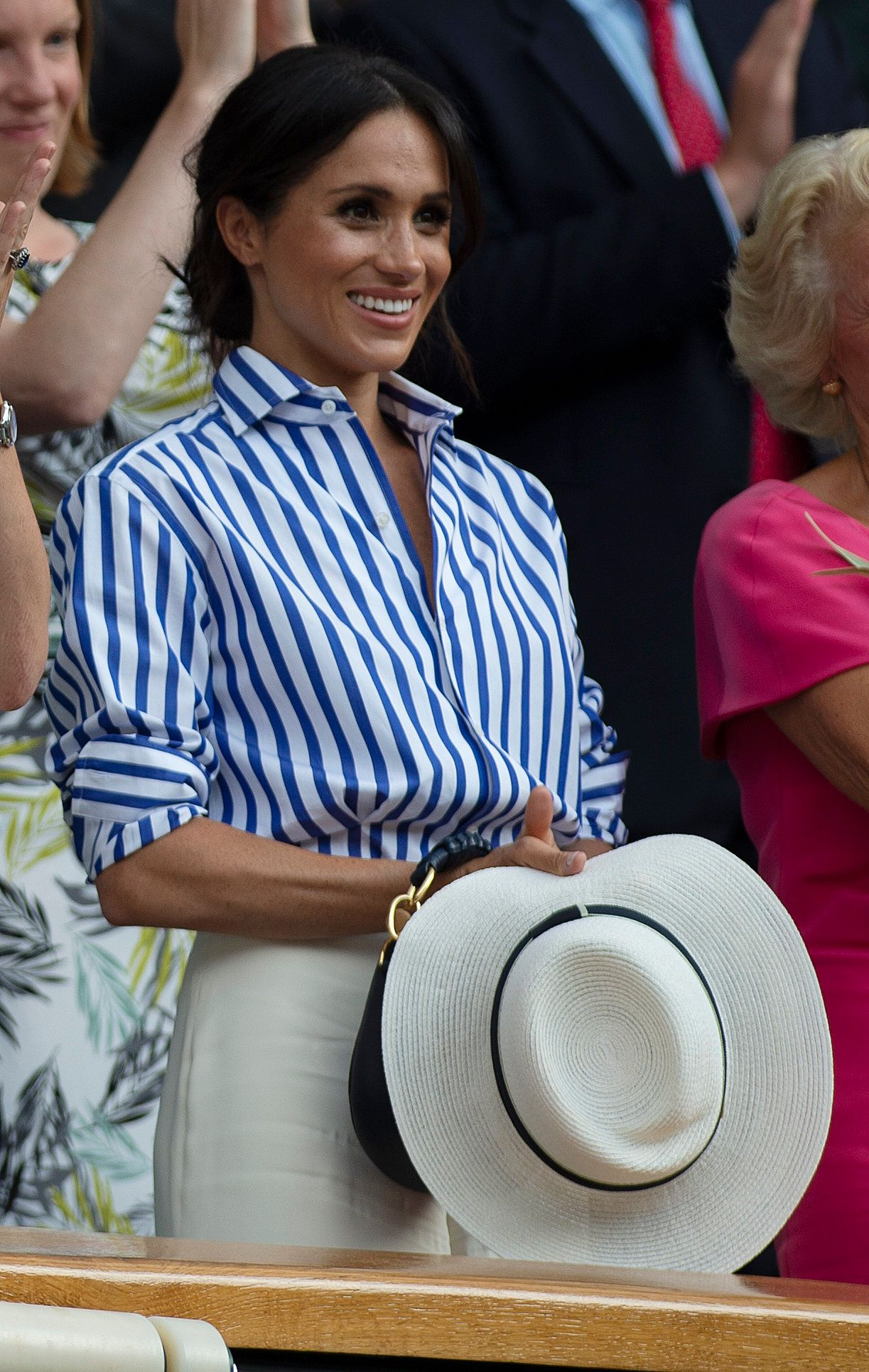 Meghan Markle Is Inspiring Us To Invest In These Classic Striped