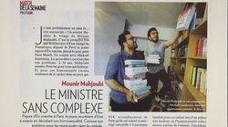 France: SOS Homophobie salue un reportage de Paris Match sur le ministre Mahjoubi et son