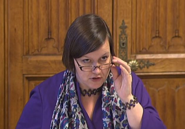 Public Accounts Committee chair Meg Hillier