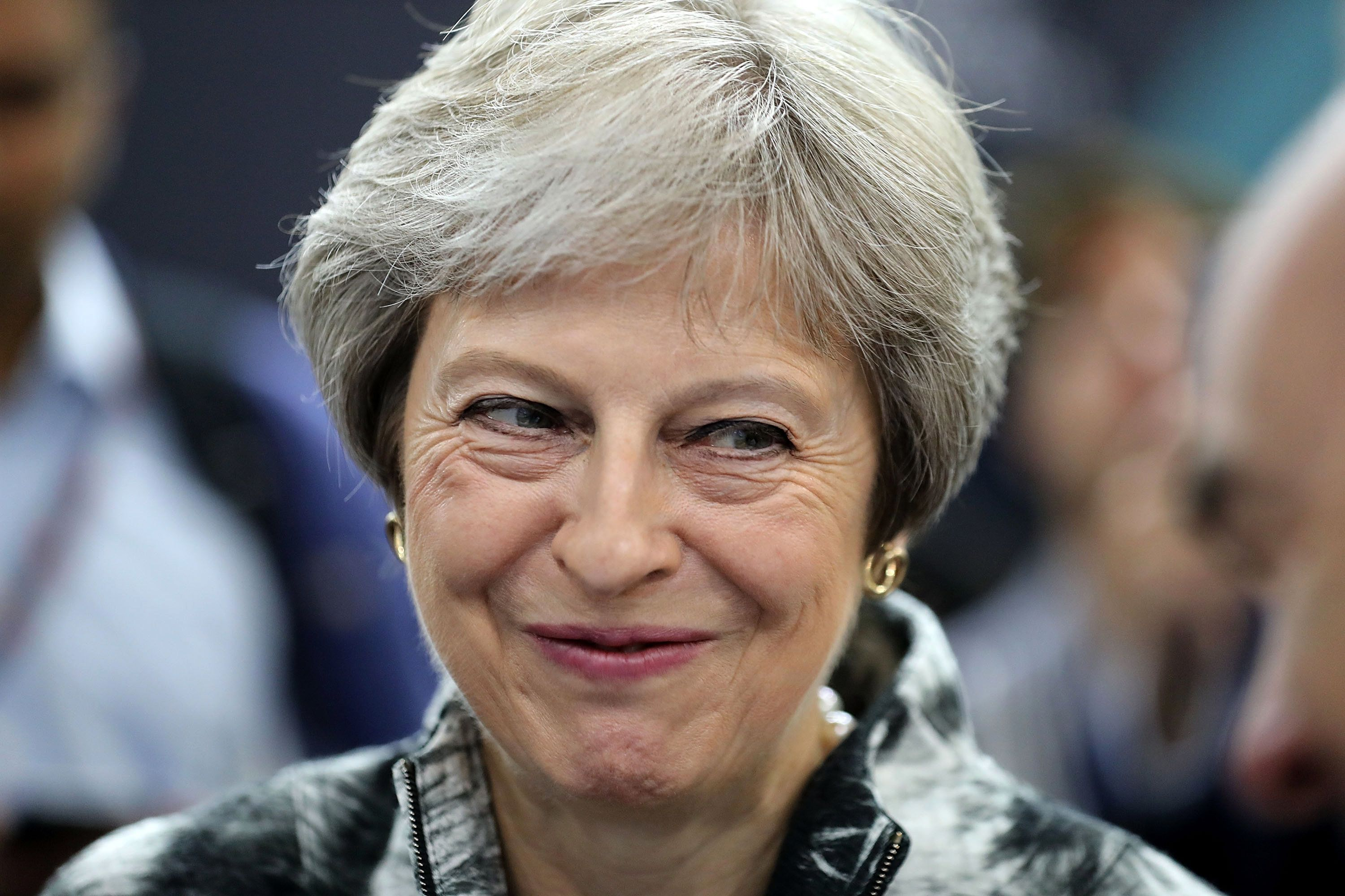 Theresa May Survives Crunch Brexit Vote As MPs Oppose Customs Union