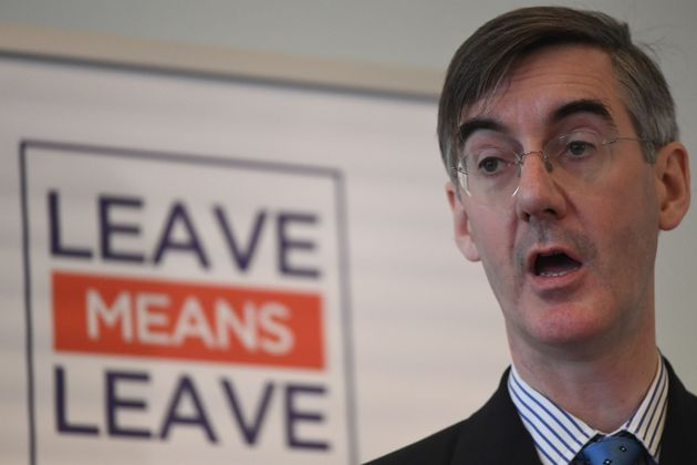 Arch-Brexiteer Jacob Rees Mogg forced May into concessions on Monday and so riled