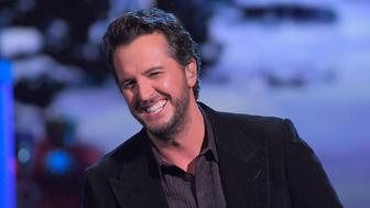 NASHVILLE, TN - NOVEMBER 14:  Recording artist Luke Bryan performs during CMA 2017 Country Christmas at The Grand Ole Opry on November 14, 2017 in Nashville, Tennessee.  (Photo by Mickey Bernal/FilmMagic)