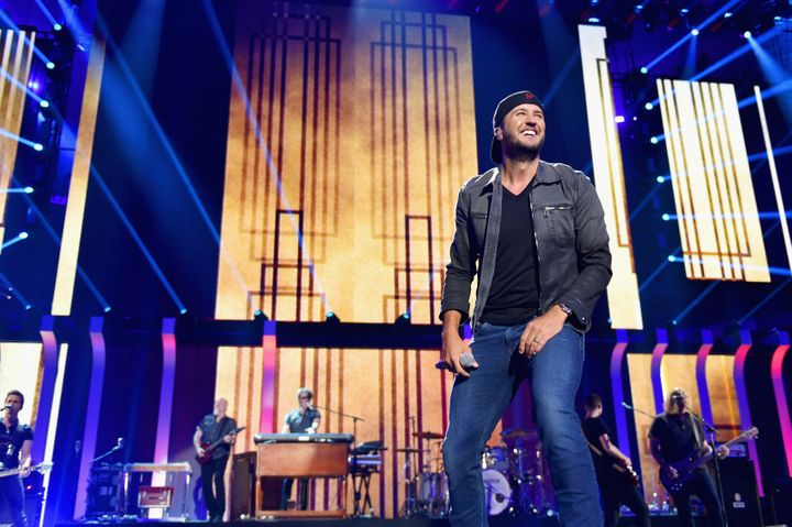 Luke Bryan is currently on a summer tour.