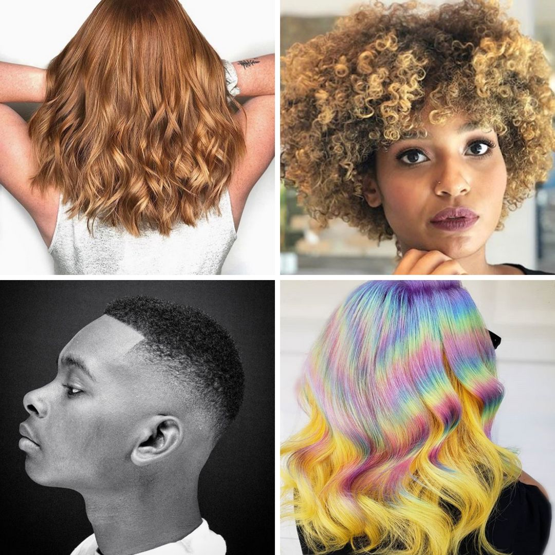 15 Instagram Accounts To Follow Before Your Next Haircut Huffpost Life