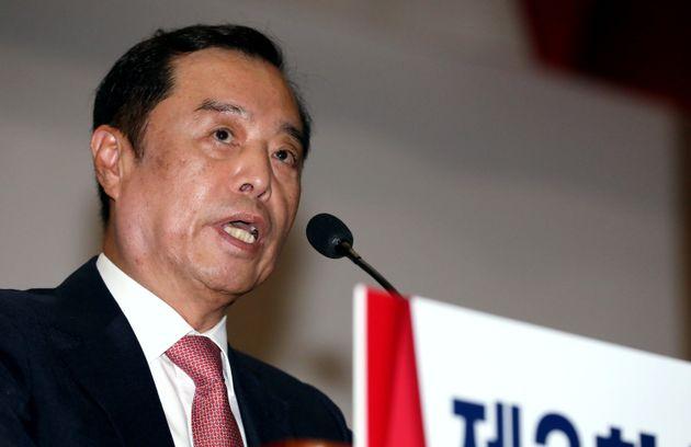 김병준 한국당 비대위원장 취임 첫날 그에 관해 알려진 새로운