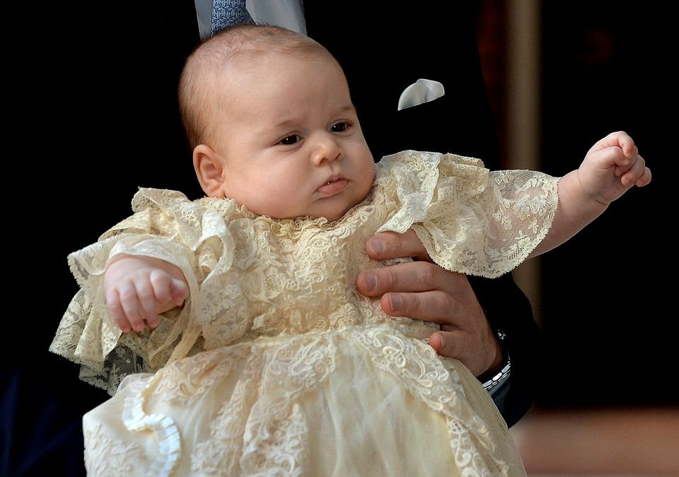 Adorable Royal Baby Pictures Throughout The Years
