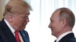 트럼프와 푸틴이 게이라는 농담은